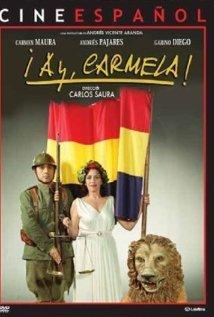 ¡Ay, Carmela! (1990) cover