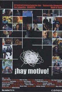 ¡Hay motivo! (2004) cover