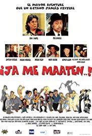 ¡Ja me maaten...! (2000) cover