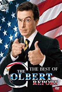 The Colbert Report (2005) cover