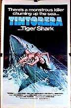 ¡Tintorera! 1977 poster