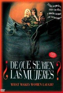 ¿De qué se ríen las mujeres? (1997) cover