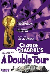 À double tour (1959) cover