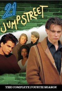 21 Jump Street (1987) cover