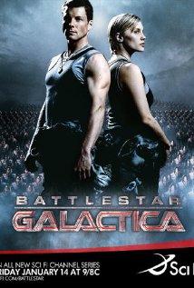 Battlestar Galactica (2004) cover