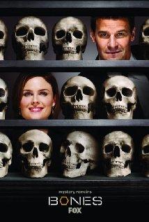 Bones (2005) cover