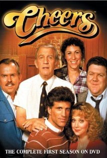 Cheers 1982 poster