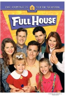 Full House (1987) cover