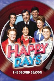 Happy Days (1974) cover