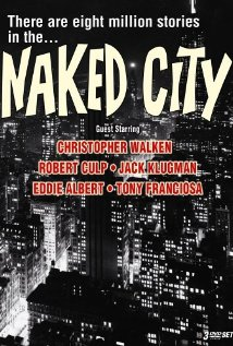 Naked City (1958) cover