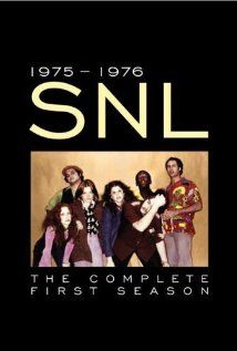 Saturday Night Live 1975 poster