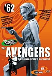 The Avengers (1961) cover