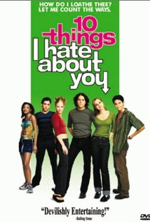 10 Things I Hate About You (1999) cover