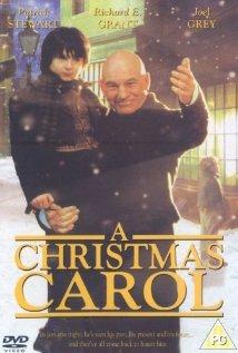 A Christmas Carol (1999) cover