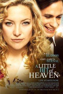 A Little Bit of Heaven 2011 poster