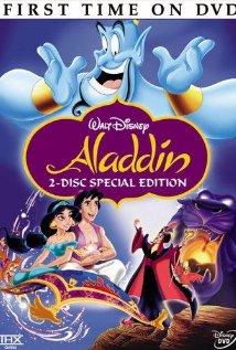 Aladdin (1992) cover
