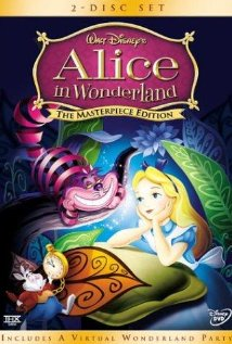 Alice in Wonderland 1951 poster