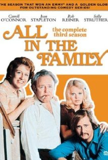 All in the Family (1971) cover