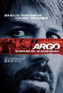 Argo (2012) cover