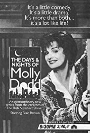 The Days and Nights of Molly Dodd (1987) cover