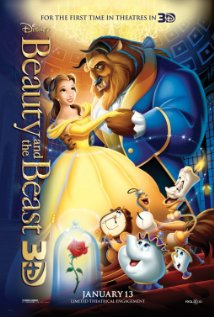 Beauty and the Beast (1991) cover