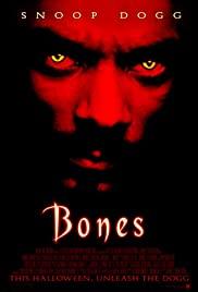 Bones (2001) cover