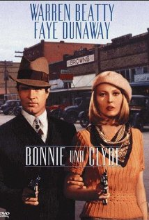 Bonnie and Clyde 1967 poster
