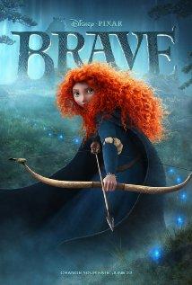 Brave (2012) cover