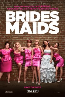 Bridesmaids (2011) cover