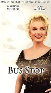 Bus Stop 1956 poster