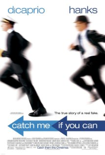 Catch Me If You Can 2002 poster