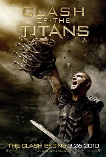 Clash of the Titans (2010) cover