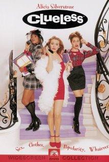 Clueless (1995) cover