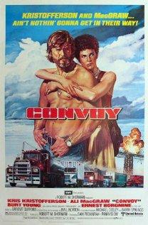 Convoy (1978) cover