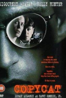 Copycat 1995 poster