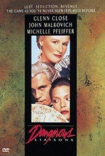 Dangerous Liaisons (1988) cover
