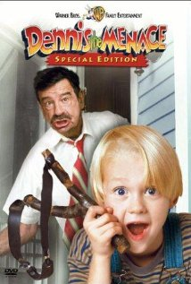 Dennis the Menace (1993) cover