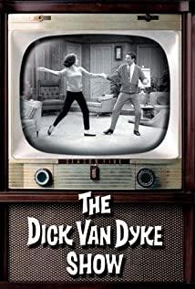 The Dick Van Dyke Show 1961 poster