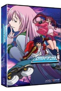 Air Gear (2006) cover
