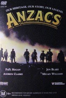 Anzacs (1985) cover