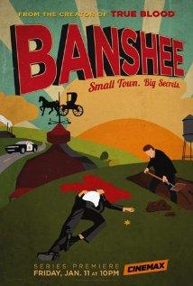 Banshee (2013) cover