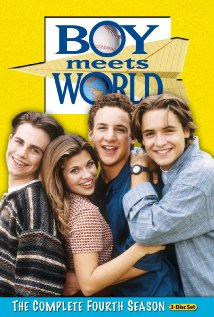 Boy Meets World (1993) cover