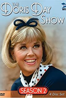 The Doris Day Show 1968 poster