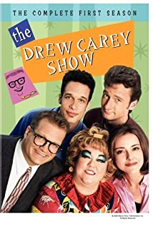 The Drew Carey Show (1995) cover
