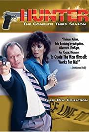 Hunter (1984) cover