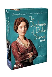 The Duchess of Duke Street (1976) cover