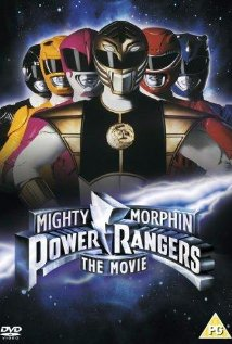 Mighty Morphin Power Rangers (1993) cover