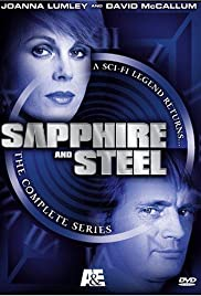 Sapphire & Steel (1979) cover