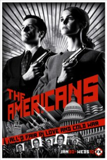 The Americans (2013) cover
