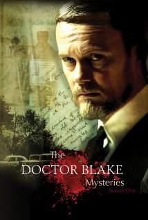 The Doctor Blake Mysteries 2013 poster